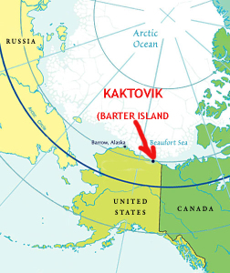 Kaktovik Alaska Map.2018 Kaktovik Volunteer Report Friends Of Alaska National